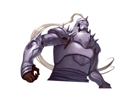 Alphonse Elric by CrazySituation