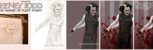 Sweeney Todd - Progress Pics by jackieocean