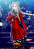 Karin Kanzuki SFV Version by GGG85