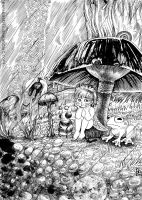 Shelter by persuastrix