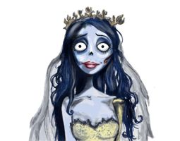 Corpse Bride by EmilyHitchcock