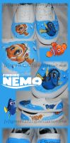 Nemo shoes by cheetah-spotts