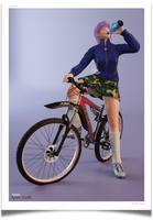 `Ayane : Sport Outfit` by VeiradA