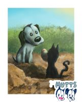 Mutts revisited by BrothaBlu