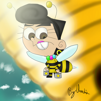 Be Bee by BigClaudia