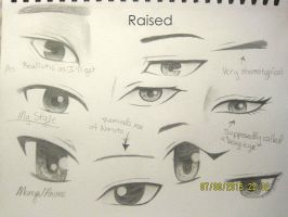 Eyes.Raised and or Slanted by bookwriterEXO38