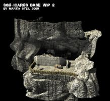 SGU Icarus Base v1.1 by SGA-Maddin