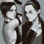 Deadly ladies by aerobicsalmon