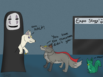 Don't take from strangers by SilverShadowfax