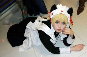 APH Germany maid ver03 by Asuka10