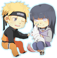 NaruHina-Trust Series by NelNel-Chan