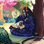 Executor's Downtime by RivkaZ