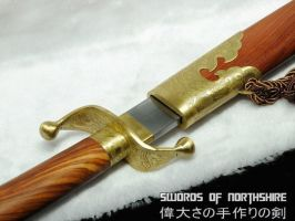 Yang Style Tai Chi Dao Sword 3 by swordsofnorthshire