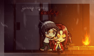 Contest entry | Sleep tight, darling by Foundest