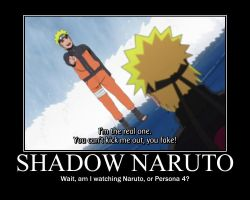 Shadow Naruto by WinxC1ub