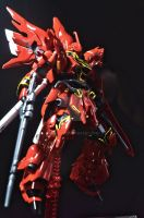 the red fire of sinanju by paanrev