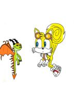 Terrible Tails by sofibeth