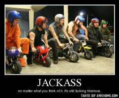 jackass by thomasisnotmyname14
