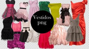 Vestidos png by Aslongasyouarewithme