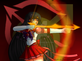 Eternal Sailor Mars by KiaCookie