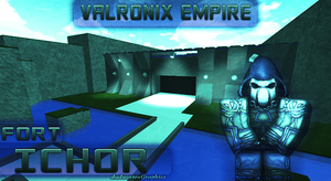Vaironix Empire Cover Picture -Fort Ichor- by duducateu