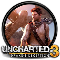 Uncharted 3: Drake's Deception - Icon by Blagoicons
