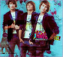 James maslow Blend by BigTimeBoys