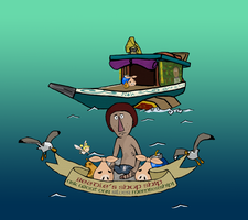 Beedle's Shop Ship! by nooriginalnames
