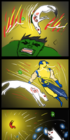 MARVEL vs. CAPCOM 3 OHMYGOD by Idiot-Savante