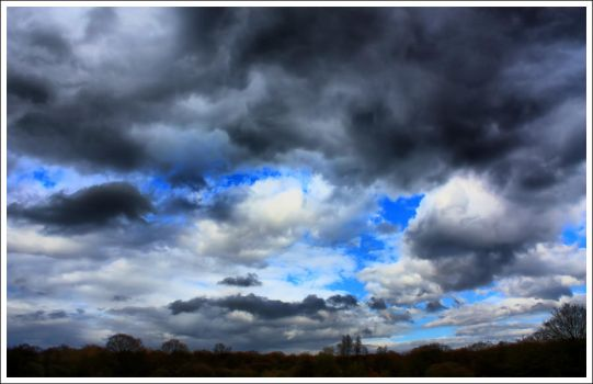 Sky and Land II by neoweb