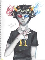 Sollux Captor by AnimeShark