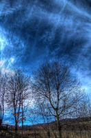 Romanian Skies by andreimogan