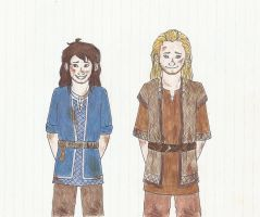 Hobbit - Mischief by honest-liar-13