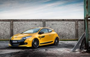 Renault Sport Megane Coupe by DarioJurkovic