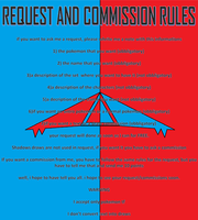 Commission rules V4 by thelatiosmaster