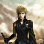FFVII:AC CLOUD STRIFE Part2 by pbozproduction
