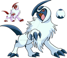359 - Absol by Tails19950