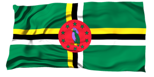 Flags of the World: Dominica by MrAngryDog