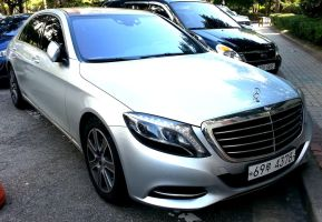 All New Mercedes-Benz S-Class by toyonda