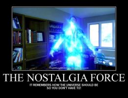 Motivation - The Nostalgia Force by Songue