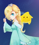 Rosalina v2 by Raidiance