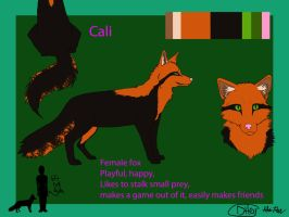 Cali Ref by dttey