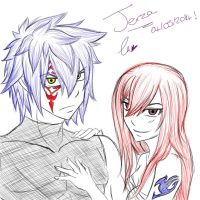 Jerza WIP by charswarrenxo