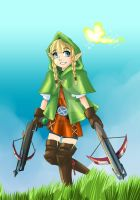 Linkle by hamdyportfolio