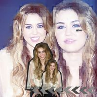 Blend Miley Cyrus Who Owns My Heart by Juli2000