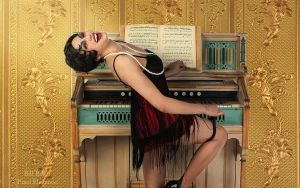 Piano Flapper by PixelElegance