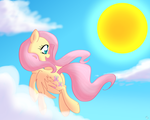 Flying - MLP by GypsyCuddles