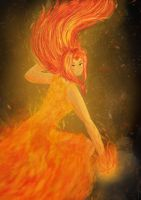 flame princess by IIIKatnissIII