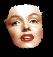 Marilyn Monroe by peewee1002