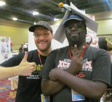 A-Kon '14 - LittleKuriboh and Me by TexConChaser
